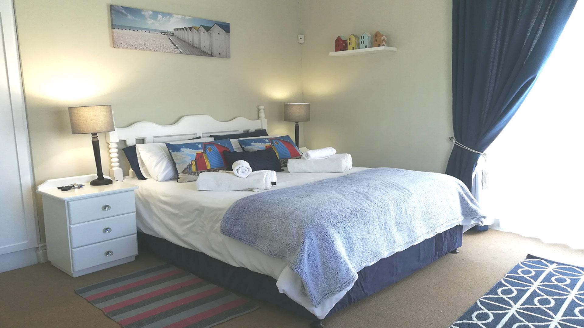Summer House Bedroom
