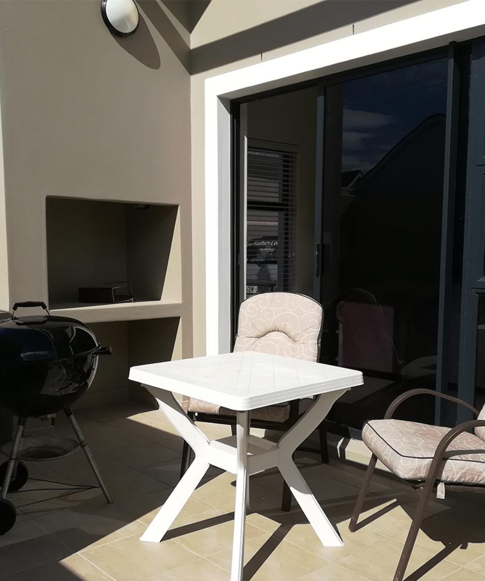 Sunbeam - Braai Area