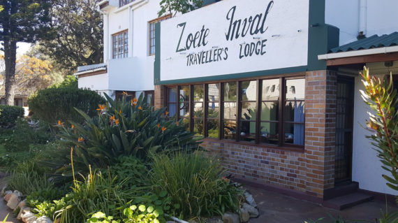 Zoete Inval Travellers Lodge