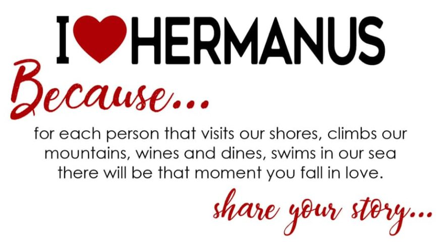 i love Hermanus because